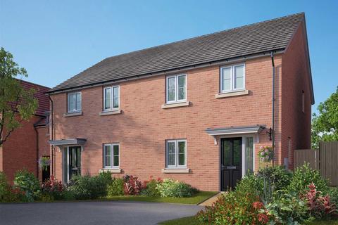 3 bedroom semi-detached house for sale - Plot 56, The Sandgate at Northfield Meadows, Stoney Haggs Road, Seamer YO12