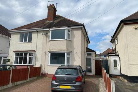 2 bedroom semi-detached house to rent - Howard Road, Solihull, B92 7LE