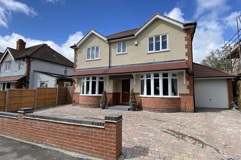 4 bedroom detached house for sale - Barden Drive, Allestree, Derby