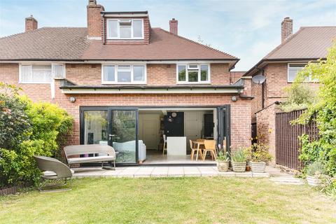 4 bedroom semi-detached house for sale - Osborne Road, Stroud Green