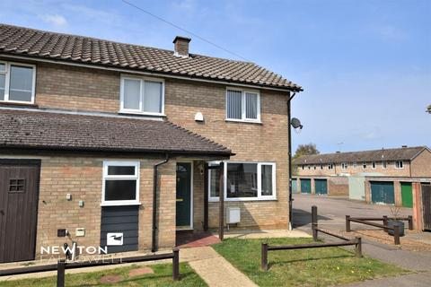 2 bedroom end of terrace house for sale - Lawrence Road, Wittering, Peterborough