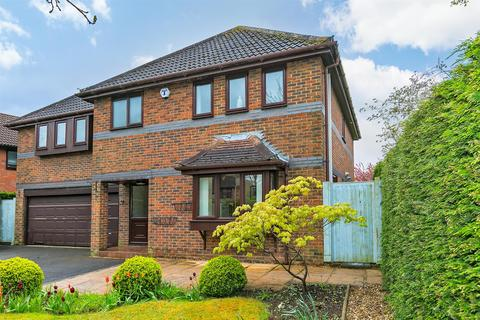 4 bedroom detached house for sale - Aldrich Drive, Willen, Milton Keynes