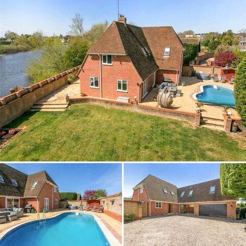 5 bedroom detached house for sale - Gossmore Close, Marlow, Buckinghamshire, SL7