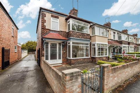 3 bedroom end of terrace house for sale - Barrington Avenue, Hull