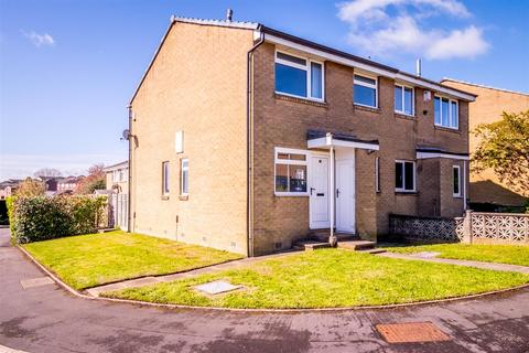 1 bedroom end of terrace house for sale - Cromwell Close, Southowram, Halifax