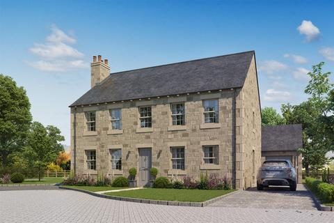 4 bedroom detached house for sale - 3 West House Gardens, Birstwith, Harrogate