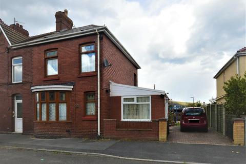 3 bedroom end of terrace house for sale - Silver Terrace, Burry Port