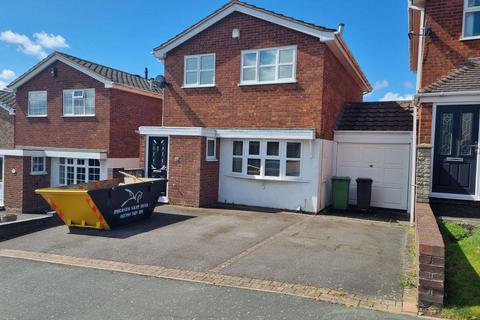 3 bedroom detached house to rent - Nuthatch Drive, Brierley Hill