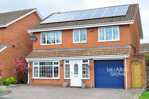 4 bedroom detached house for sale - The Lawley, Halesowen