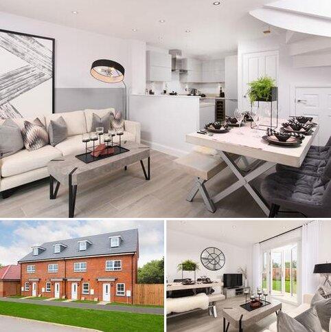 4 bedroom end of terrace house for sale - Plot 101, Kingsville at Queens Court, Voase Way (Access via Woodmansey Mile), Beverley, BEVERLEY HU17