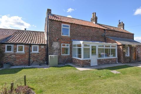 3 bedroom semi-detached house for sale - West View, Weaverthorpe, Malton YO17