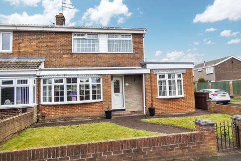 4 bedroom semi-detached house for sale - Chester Way, Fellgate, Jarrow, Tyne and Wear, NE32 4TJ