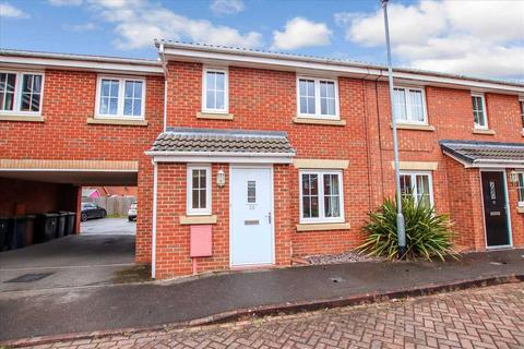 3 bedroom terraced house for sale - Arvina Close, North Hykeham