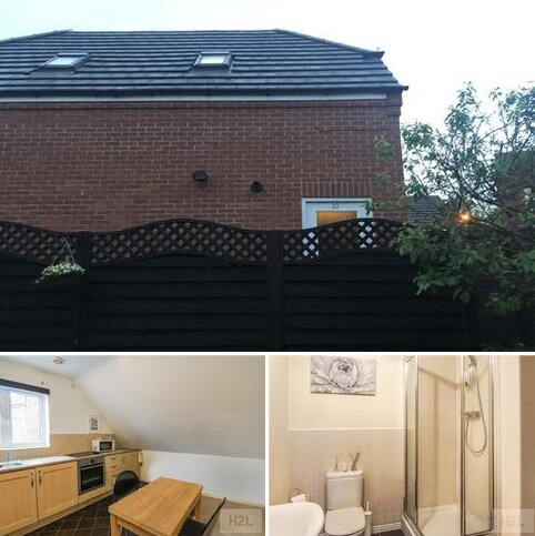 Studio to rent - Poundgate Lane, Coventry CV4 8HJ