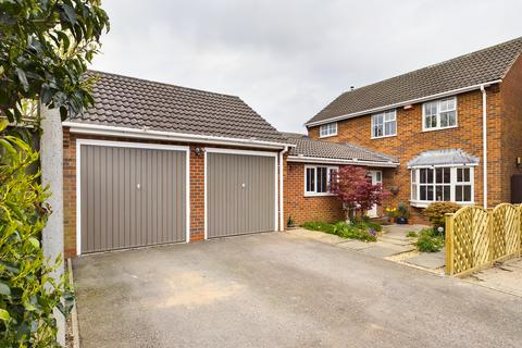 4 bedroom detached house for sale - Little Dale, Wigston Harcourt, Leics, LE18 3LF