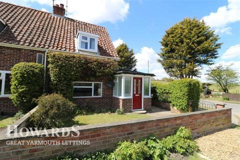 2 bedroom terraced house to rent - Dunston Common