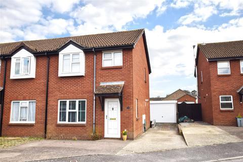 3 bedroom semi-detached house for sale - Fennel Gardens, Lymington, Hampshire, SO41