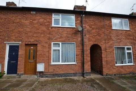 2 bedroom terraced house to rent - Cromford Avenue, Wigston, LE18 4LH