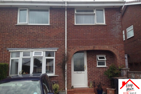 4 bedroom semi-detached house for sale - Tiber drive , Chesterton , Newcastle-under-Lyme  ST5