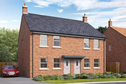 3 bedroom semi-detached house for sale - Plot 52, Filey at Deira Park, Minster Way HU17