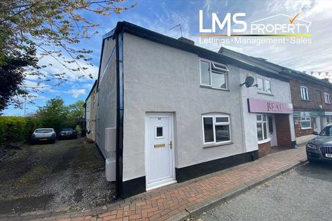 2 bedroom end of terrace house for sale - Wheelock Street, Middlewich