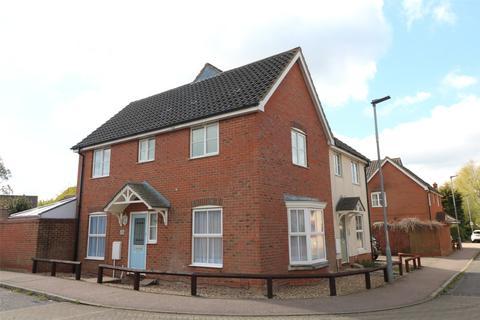 3 bedroom semi-detached house to rent - Herb Robert Glade, Wymondham, Norfolk, NR18