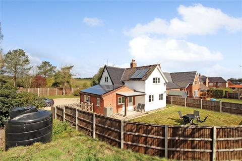 3 bedroom semi-detached house to rent - Hillside Cottage, Swainsthorpe, Norwich, Norfolk, NR14