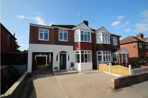 4 bedroom semi-detached house to rent - Bramley Avenue, Sheffield