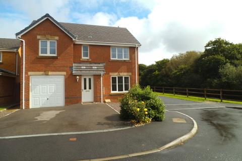 4 bedroom detached house for sale - Clos Pwll Clai, Tondu, Bridgend CF32