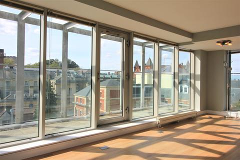 2 bedroom penthouse to rent - Greyfriars Road, Norwich NR1