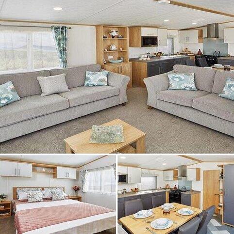 2 bedroom static caravan for sale - Beach Road, Cresswell, Northumberland NE61