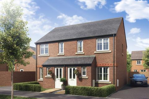 2 bedroom end of terrace house for sale - Plot 124, The Alnwick at Scholars Green, Boughton Green Road NN2