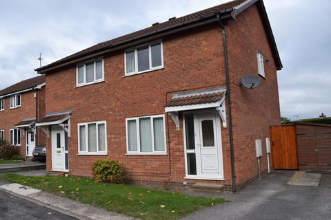2 bedroom semi-detached house to rent - Burncroft, West Hallam, Derbyshire DE7