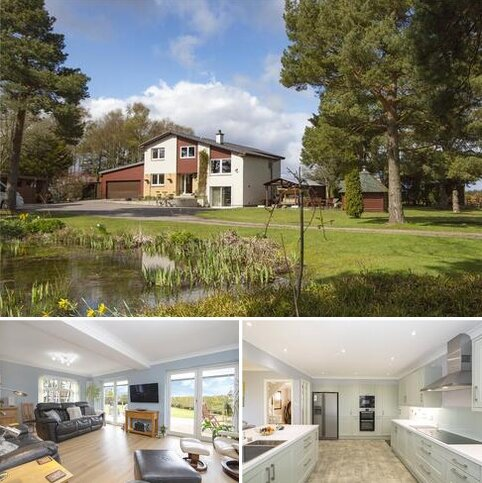 5 bedroom detached house for sale - Woodside House, Feabuie, Culloden Moor, Inverness, IV2