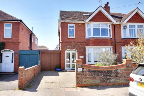 4 bedroom semi-detached house for sale - Gaisford Road, Tarring, Worthing, West Sussex, BN14