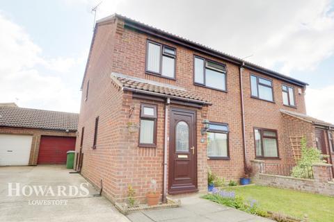 3 bedroom semi-detached house for sale - Framfield Road, Lowestoft