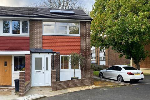 2 bedroom semi-detached villa for sale - Southmead Road,15, Southmead Road LONDON SW19 6SS,SW19