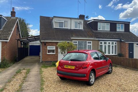 3 bedroom semi-detached house for sale - Arnsby Crescent, Moulton, Northampton NN3 7SL