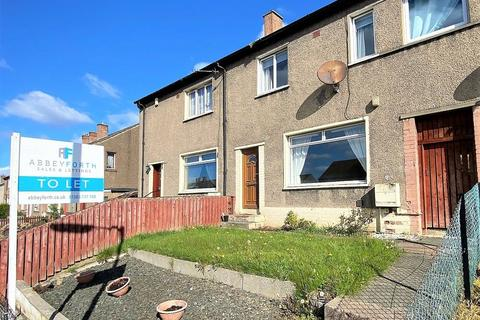 2 bedroom terraced house to rent - 48 Eden Road, Dunfermline