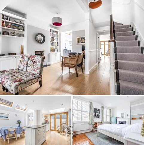 3 bedroom terraced house for sale - Robertson Street, Battersea
