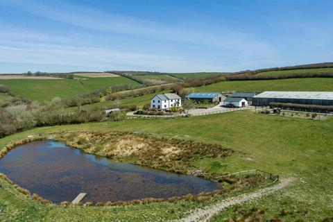 Farm for sale - Heasley Mill, South Molton, Devon, EX36