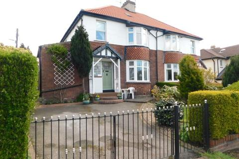 3 bedroom semi-detached house for sale - 8 DARLINGTON ROAD, NEVILLES CROSS, DURHAM CITY