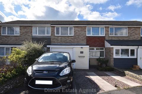 3 bedroom terraced house for sale - Churcher Close, Gomer