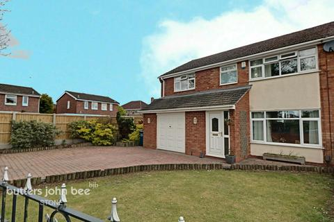 4 bedroom semi-detached house for sale - Stuart Close North, Stone