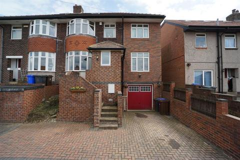 4 bedroom semi-detached house for sale - St Anthony Road, Crookes, Sheffield, S10 1SF