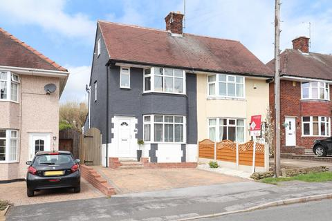 3 bedroom semi-detached house for sale - Franklyn Road, Chesterfield