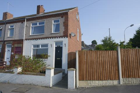 2 bedroom end of terrace house to rent - Prospect Road, Old Whittington, Chesterfield
