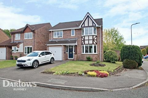4 bedroom detached house for sale - The Meadows, Cardiff