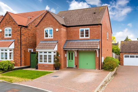 4 bedroom detached house for sale - Church Aston, Newport