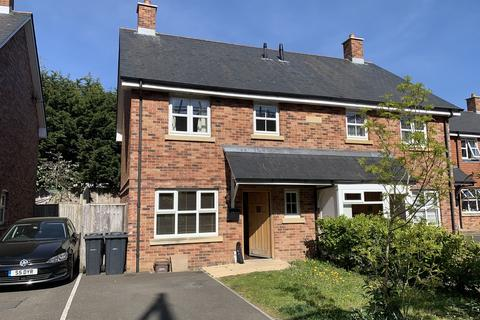 3 bedroom semi-detached house to rent - Middleton Gardens, Bournemouth